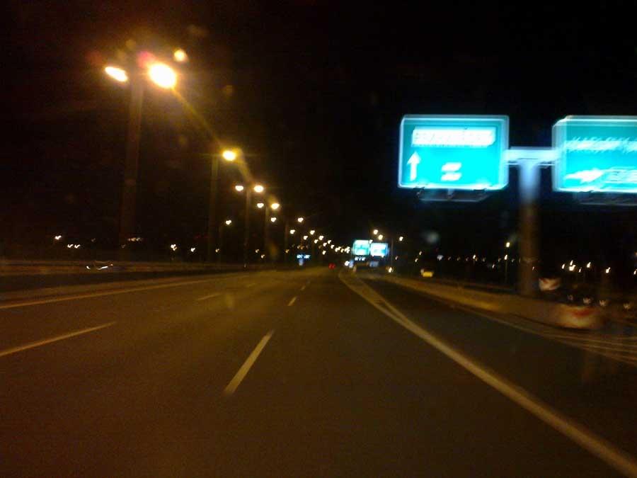 Praha - cesta z5