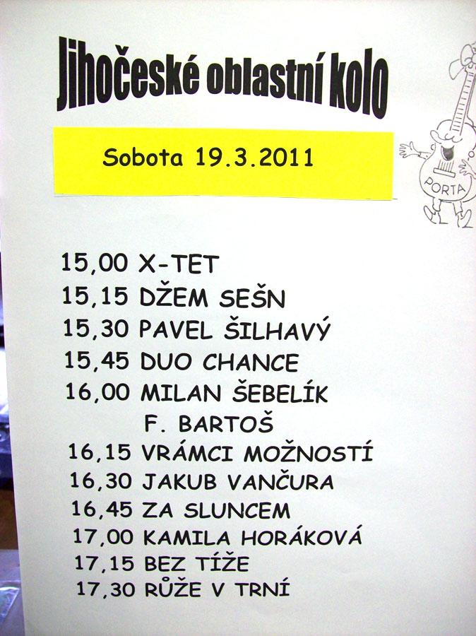 Porta 2011 - Soběslav