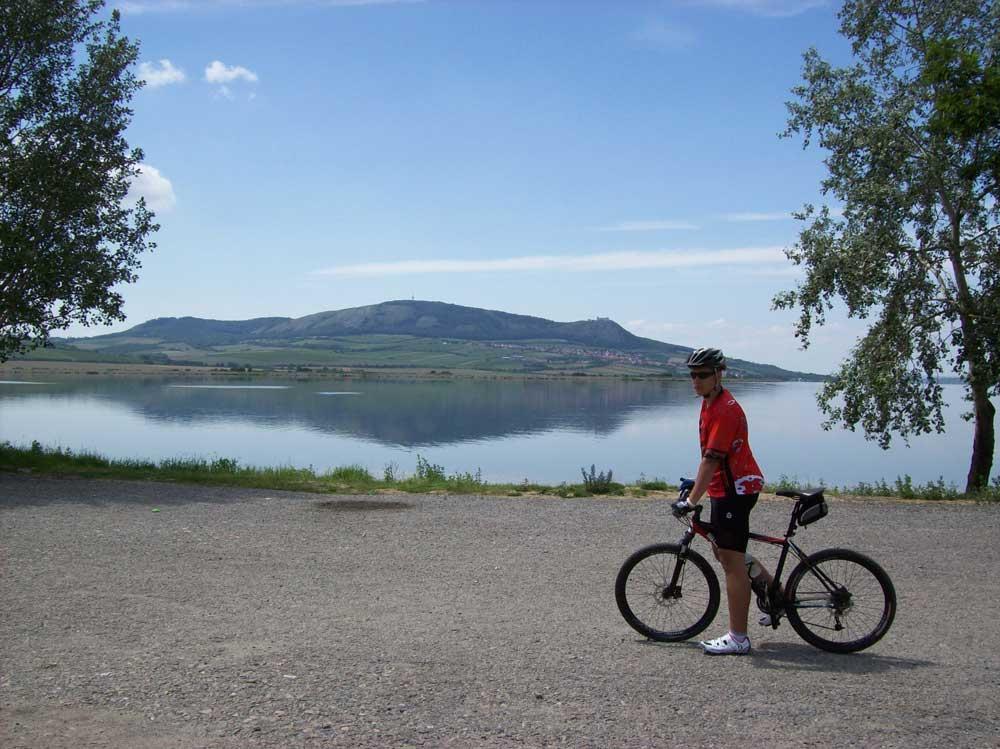cyklotoulky Pálavou