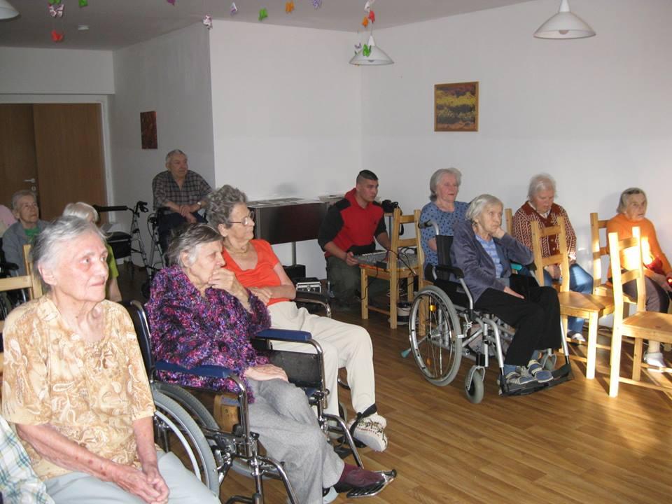 Domov seniorů Pod hrází