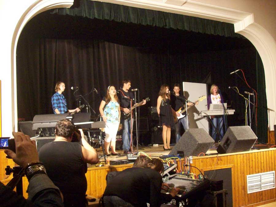 Školní kapela