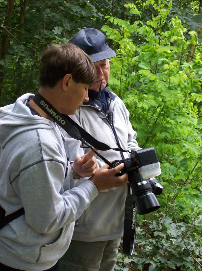 Fotografická úderka Fotosilhavy.cz v akci