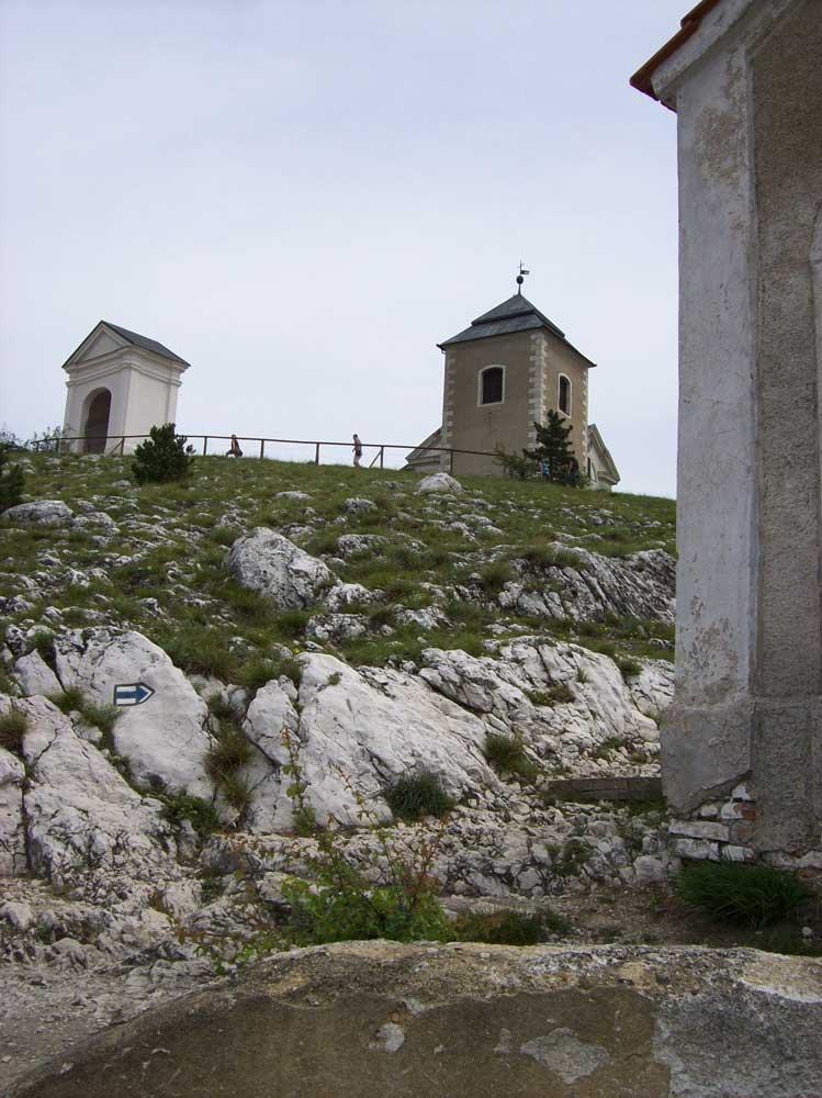 Mikulov, Svatý kopeček