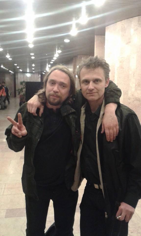 s Jardou Elšíkem